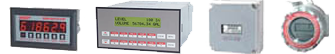 Process Monitors, Level Indicators, Temperature Displays